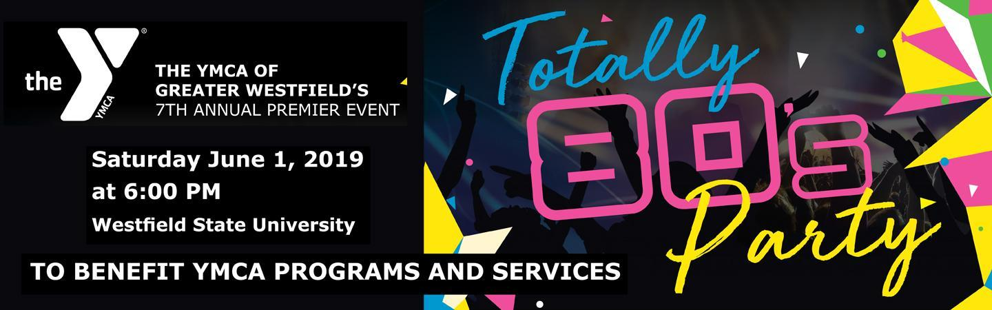 Totally 80's Party: Our 7th Annual Premier Event | YMCA of Greater